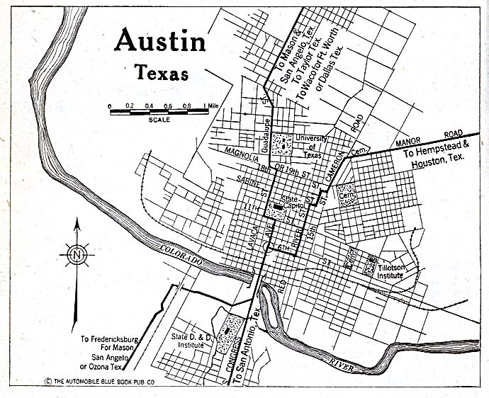 1000 Images About Austin Texas Maps Historical On