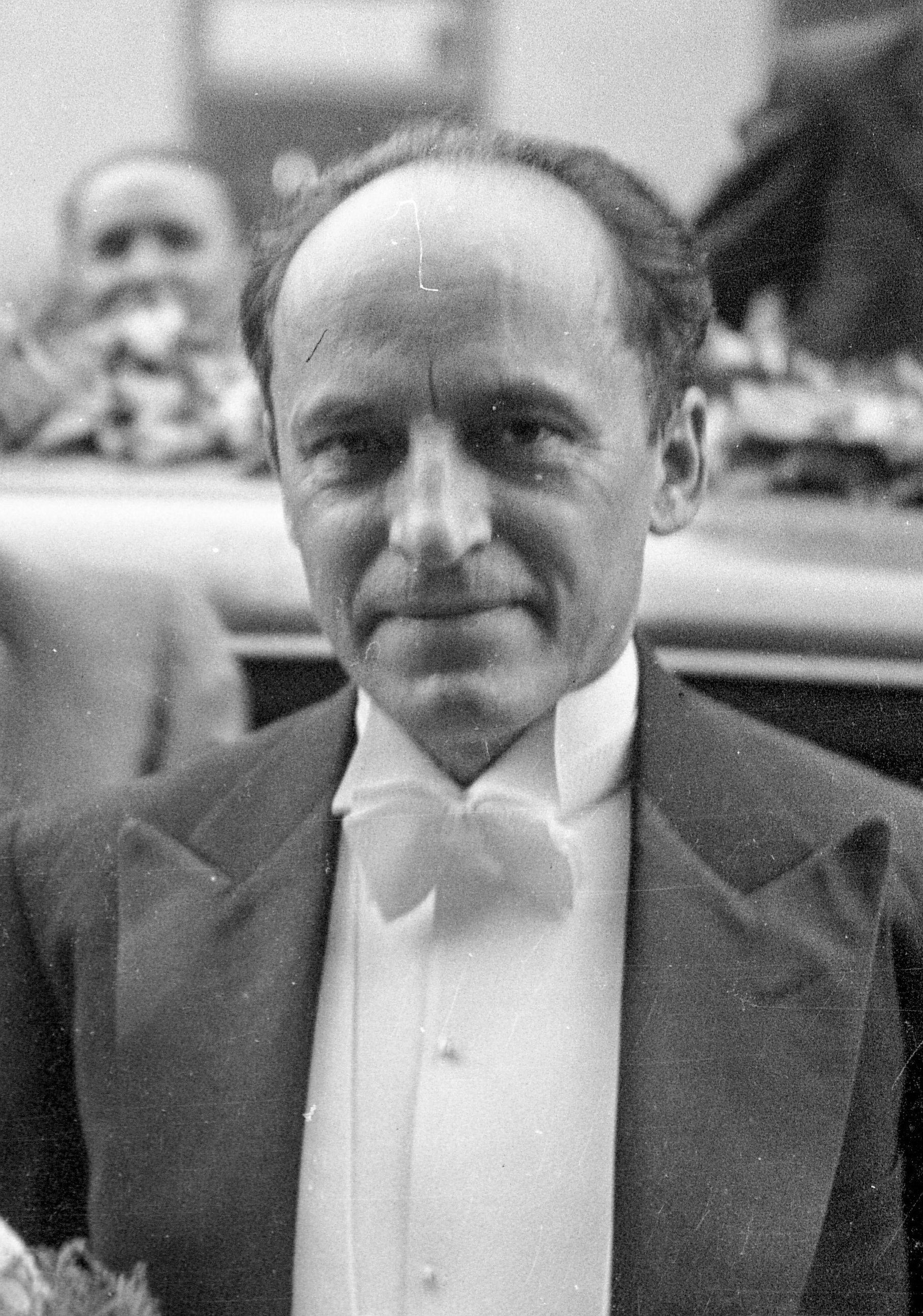Lajos Bárdos in 1948
