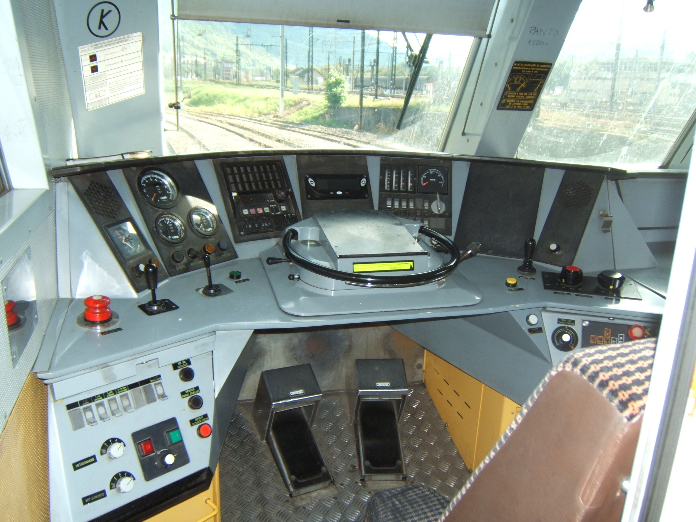 m u00e9tier de conducteur de train   occupation train driver