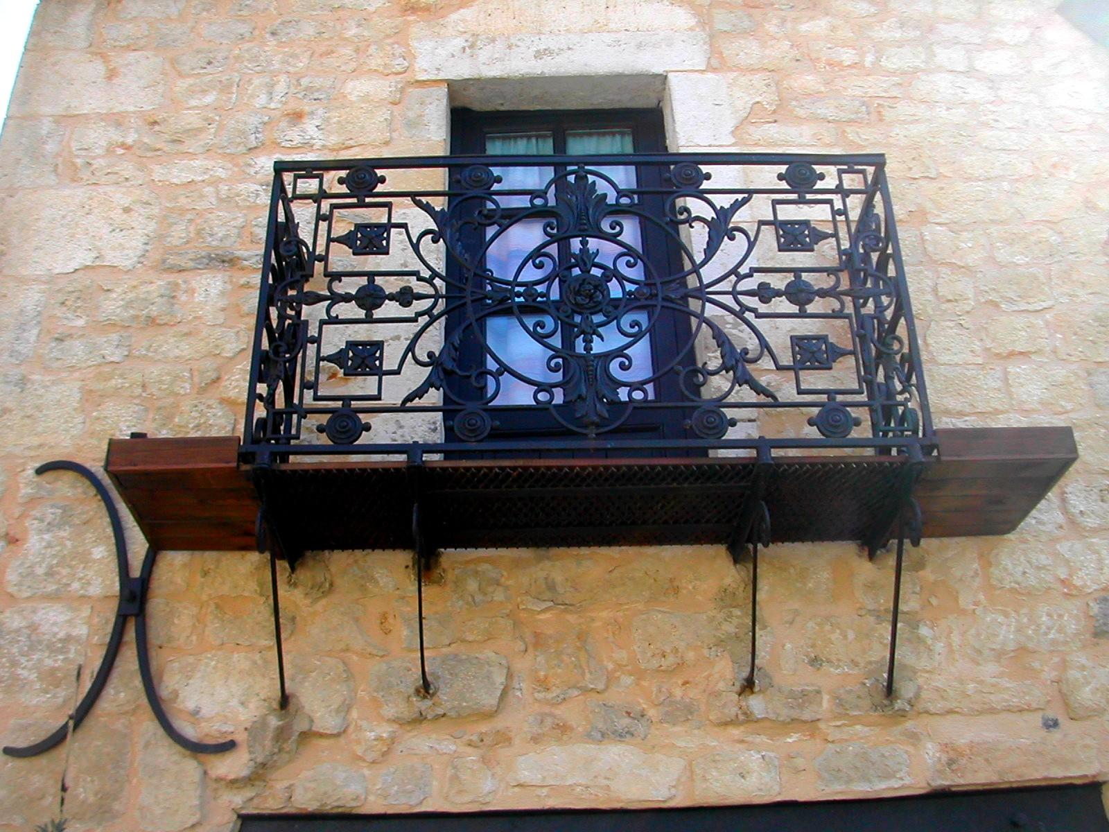 file balcon fer forg payrac jpg wikimedia commons. Black Bedroom Furniture Sets. Home Design Ideas