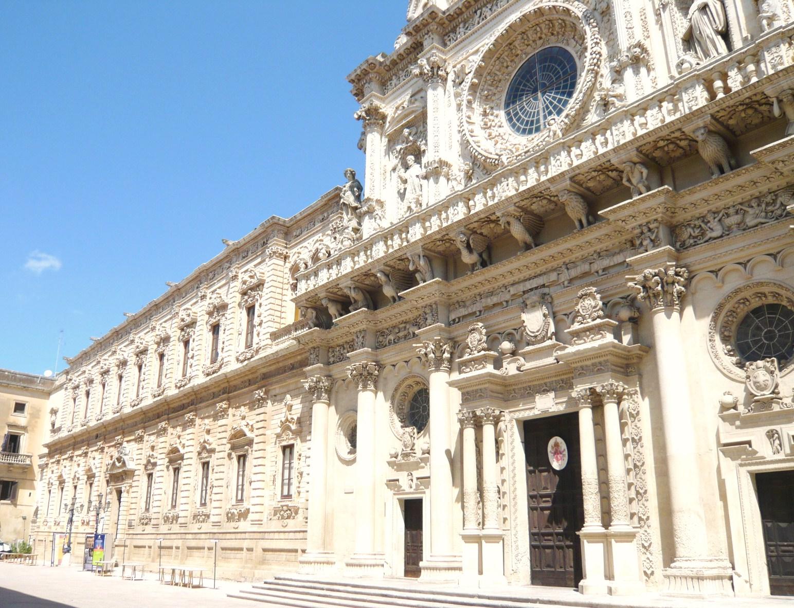 Architetti Famosi Lecce pasqua 2020 nel salento: santa maria di leuca, lecce e i