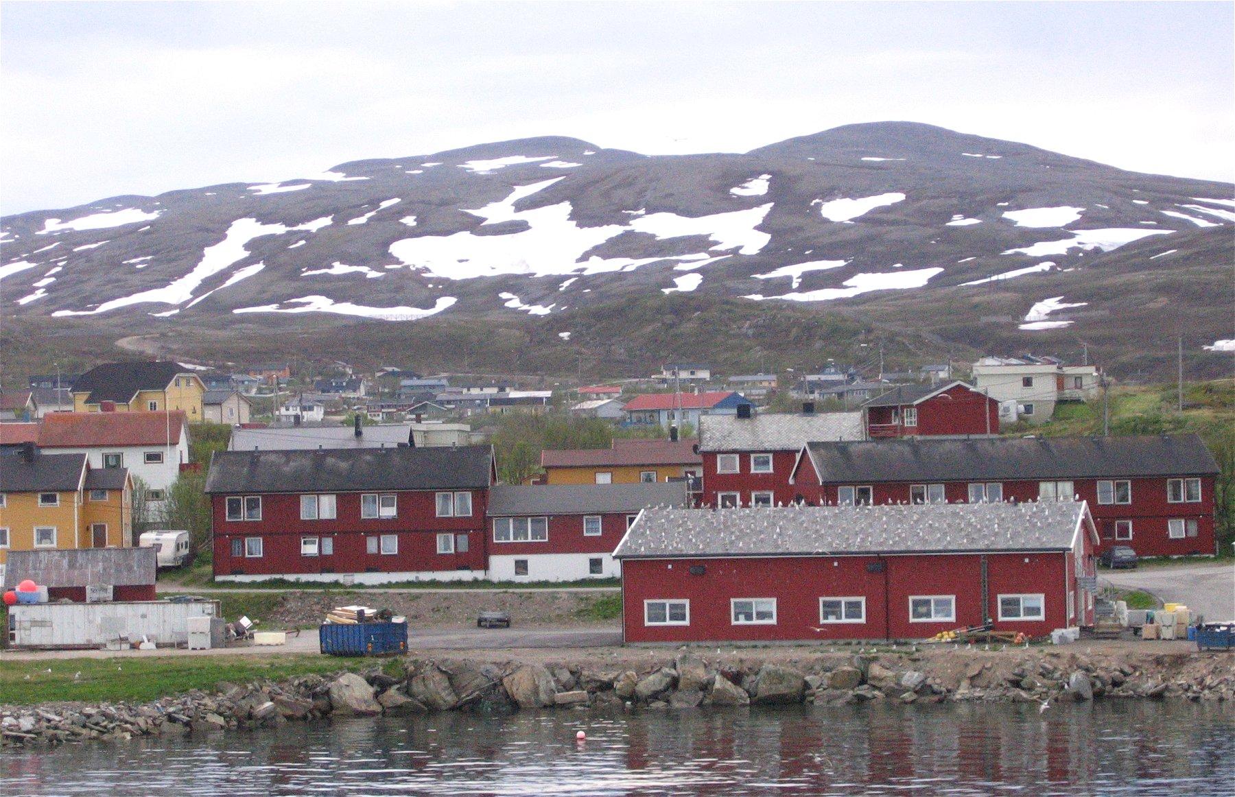 single båtsfjord