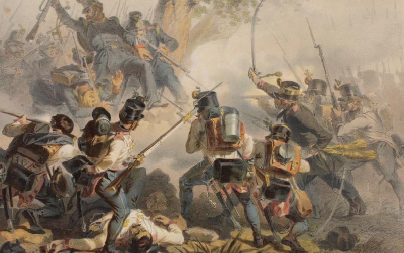 Battaglia di santa lucia wikipedia for Battaglia di milano