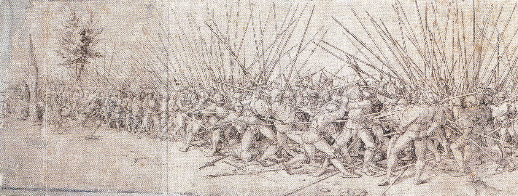 File Battle Scene After Hans Holbein The Younger Jpg