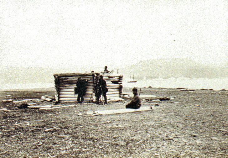 Behouden Huys in 1881