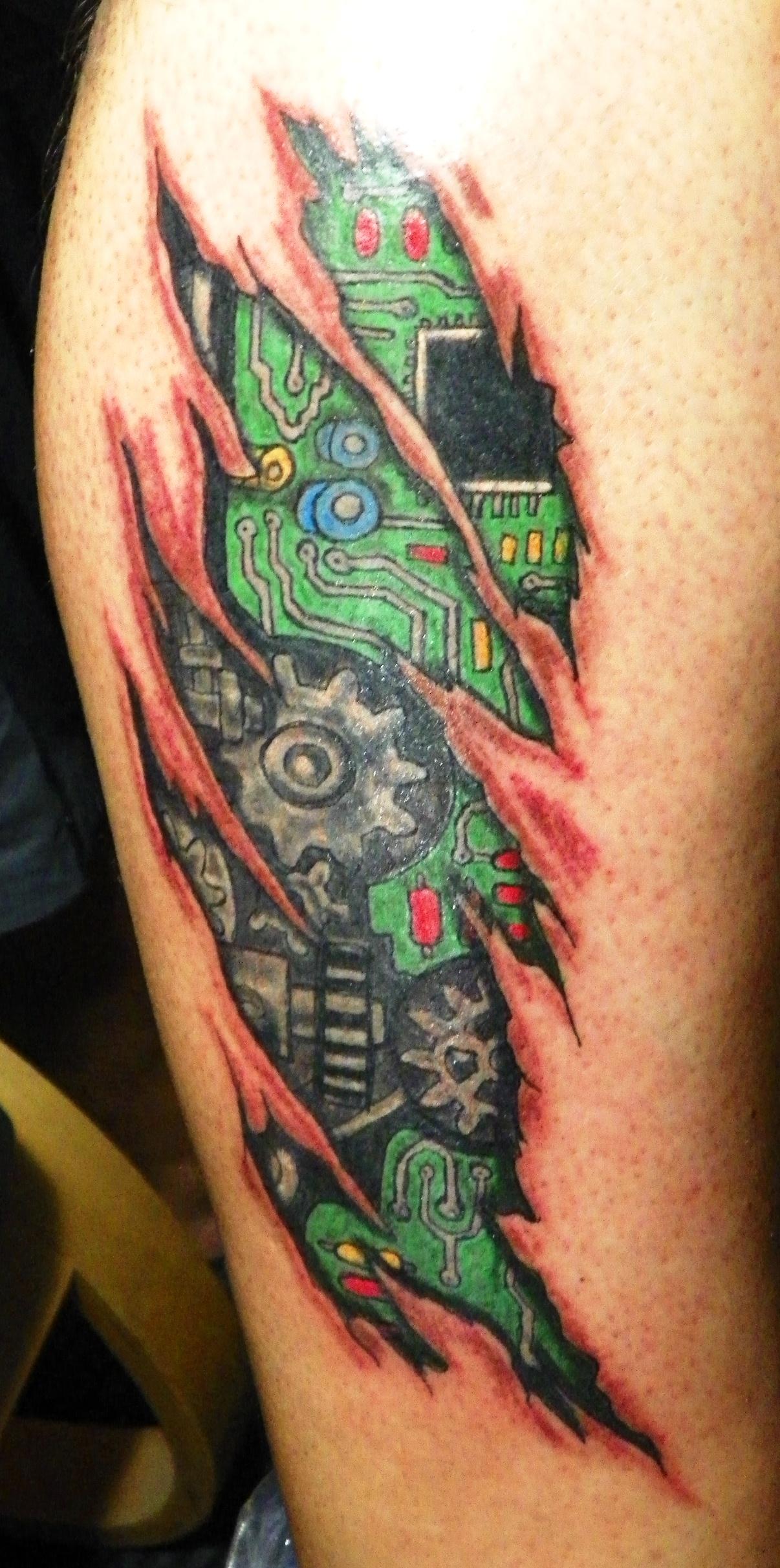 filebio tattoojpg wikimedia commons