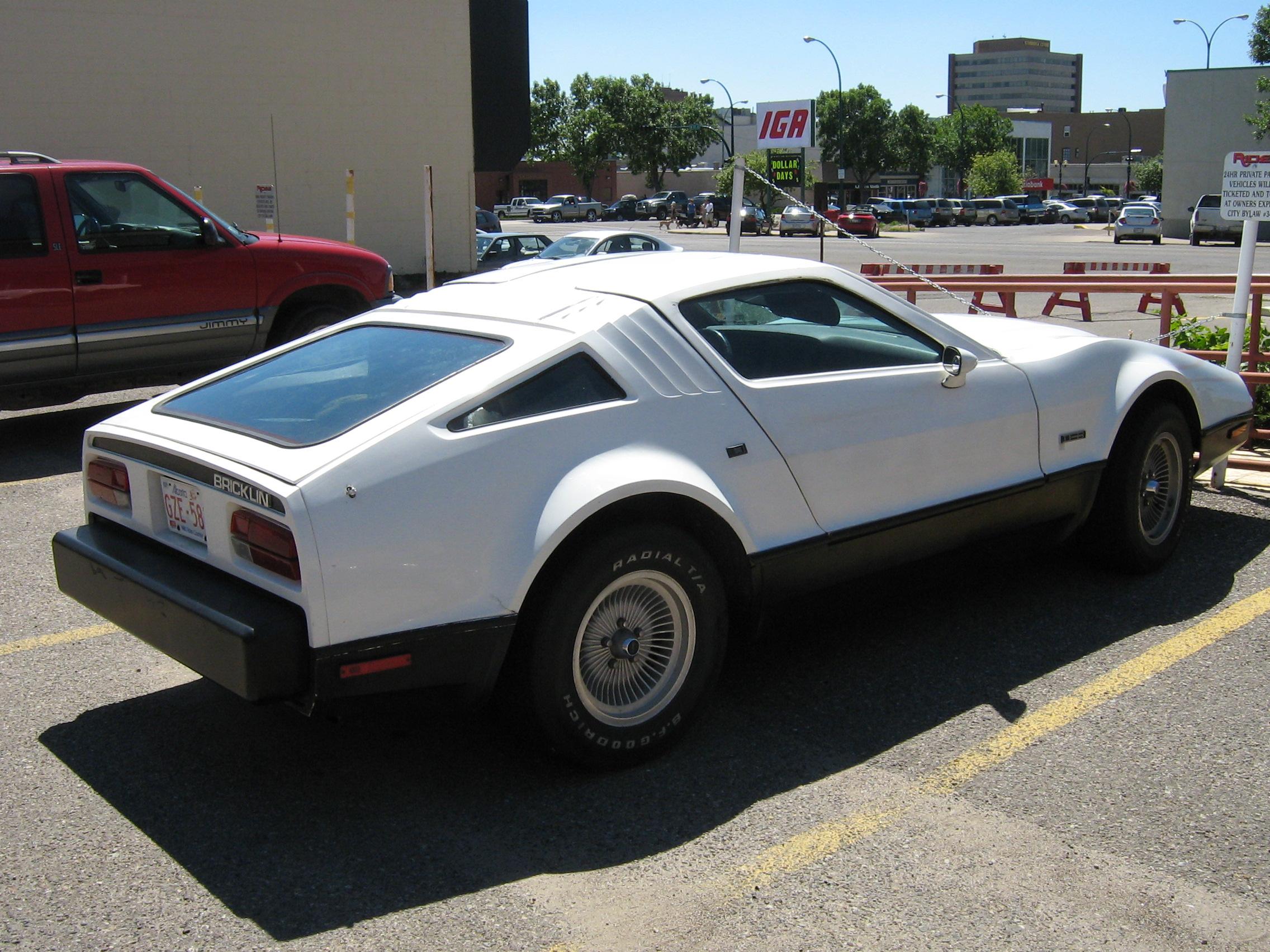 Canada Company Car