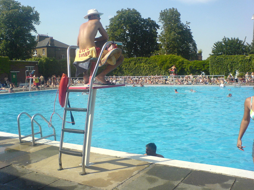 Herne Hill Lido Cafe