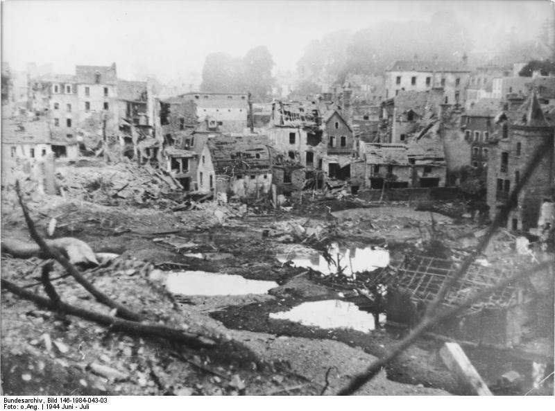 File:Bundesarchiv Bild 146-1984-043-03, Frankreich, St. Lô, Zerstörungen.jpg