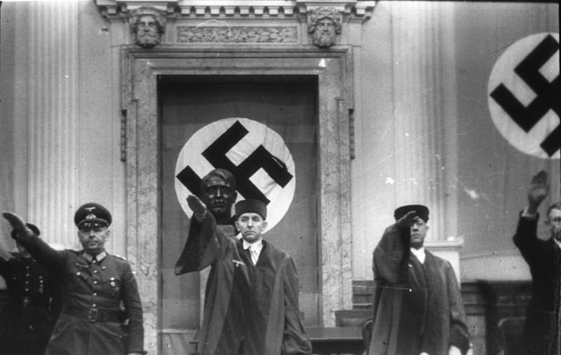 Image result for nazi show trials