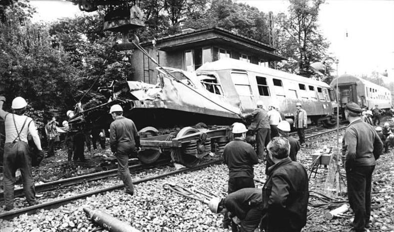 Düsseldorf Bahnunfall