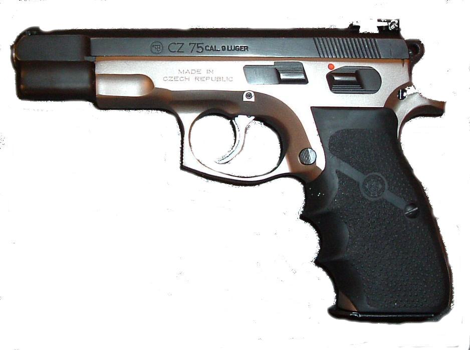 Defiance and Rebellion CZ75