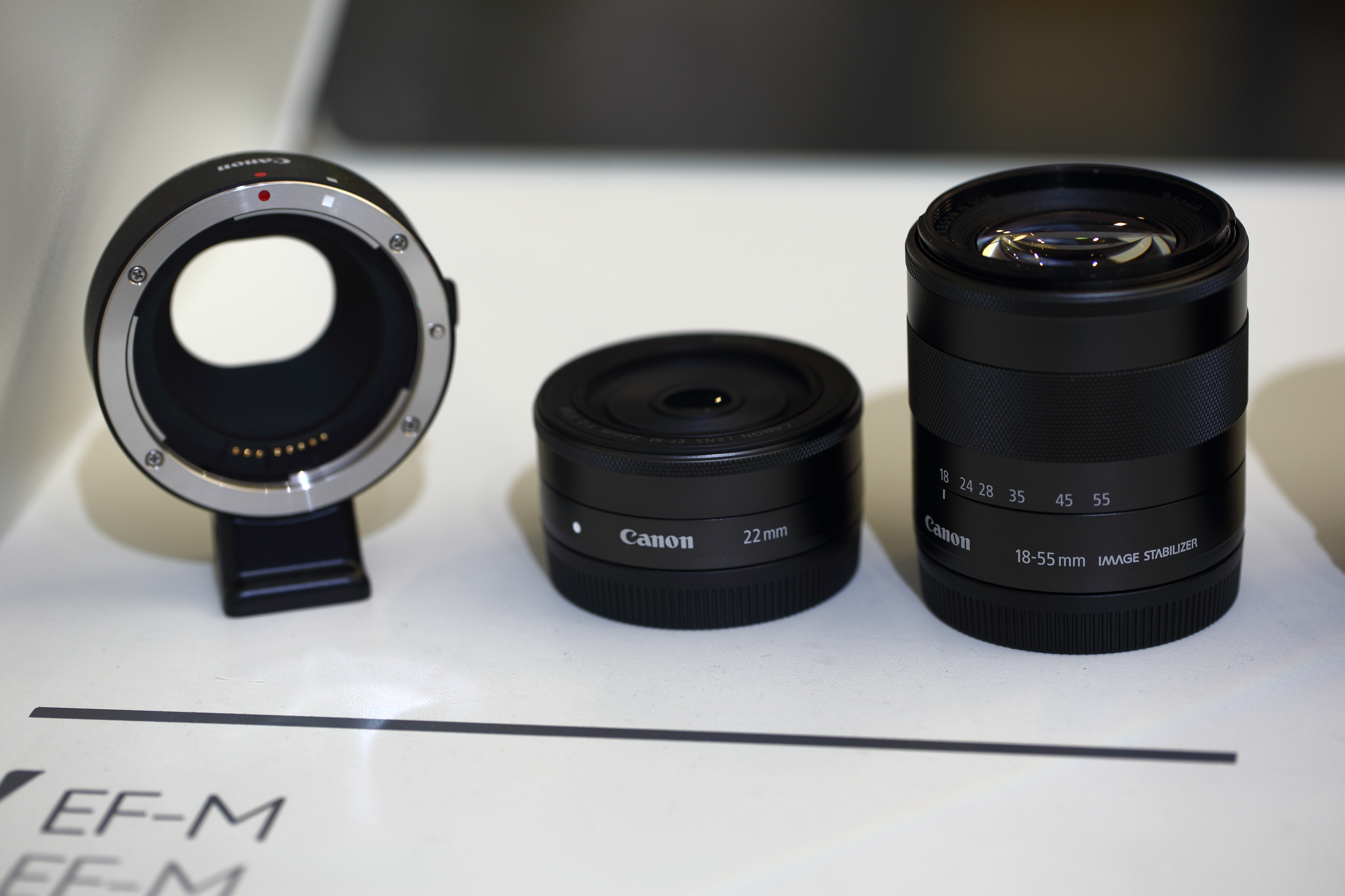 Canon EF-M lens mount - Wikipedia