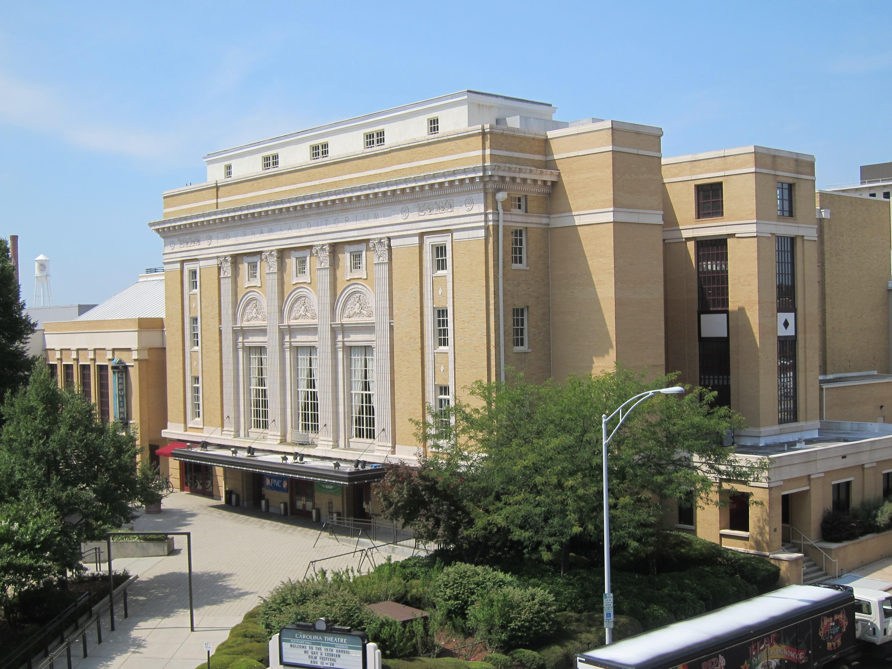 File Carolina Theatre Durham Auditorium 1924 Jpg Wikimedia Commons