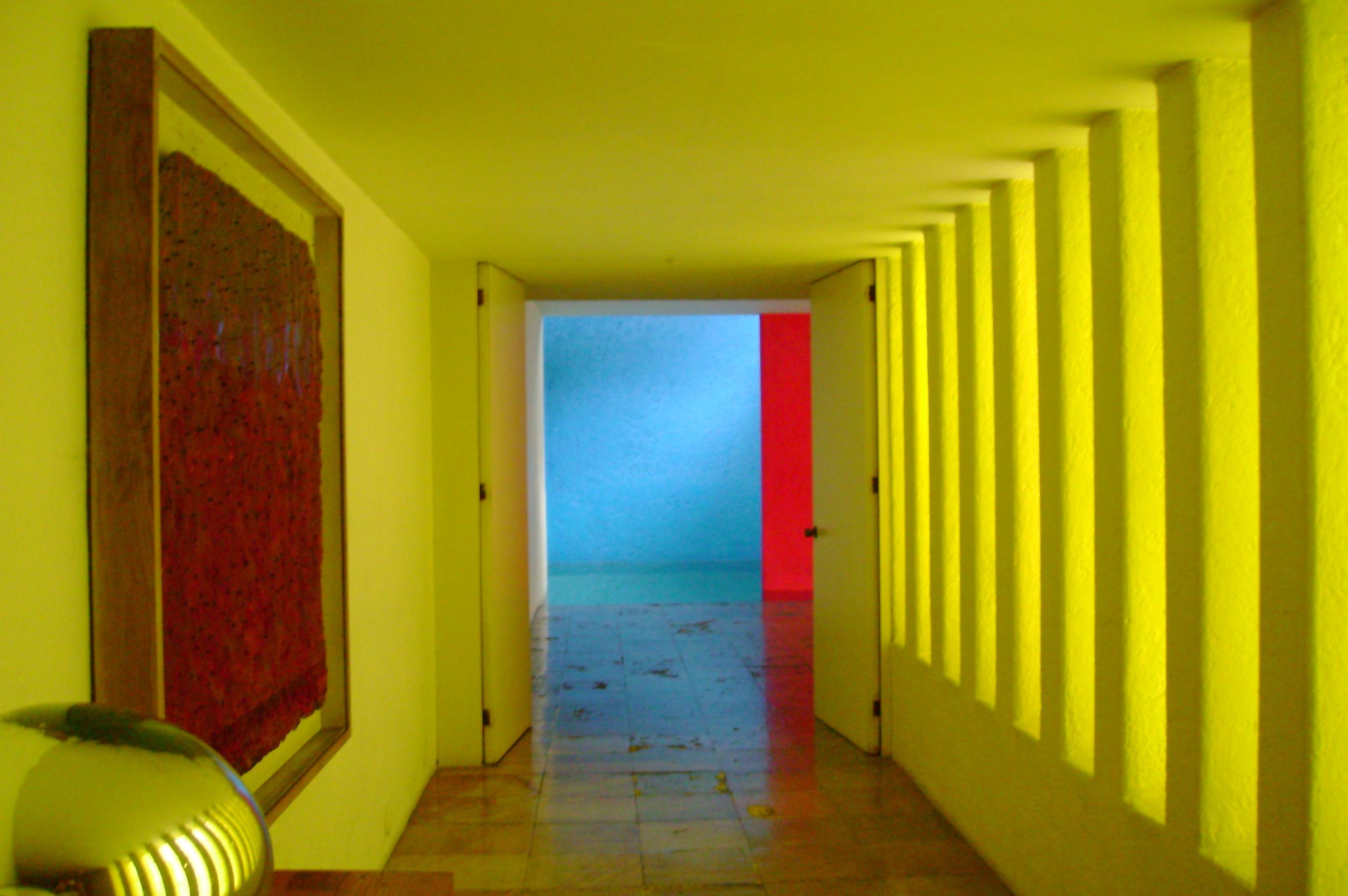 Luis ramiro barrag n morf n 3 obras importantes for Arquitectos y sus obras