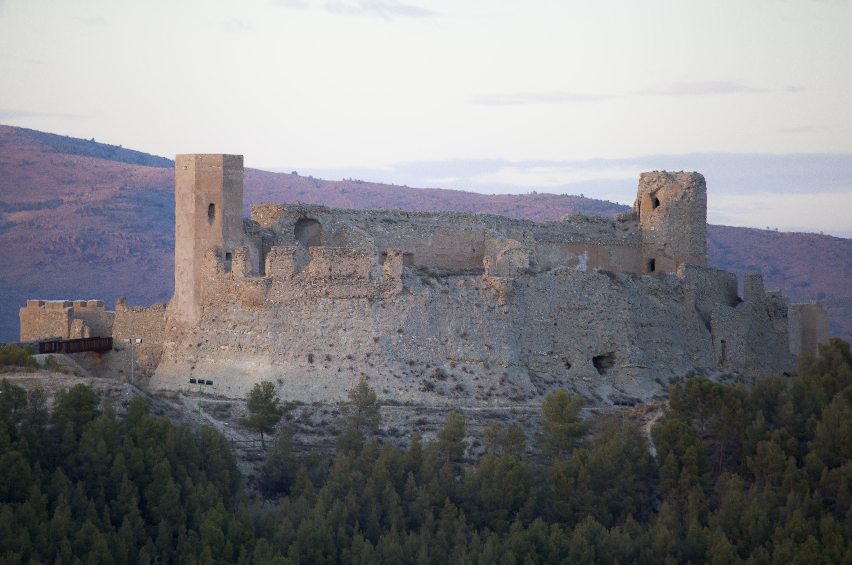 File castillo de ayyub calatayud espa a 2012 08 31 dd - Hotel castillo de ayud calatayud ...