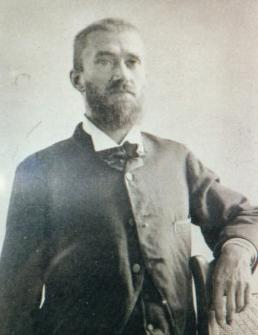 English: Charles J. Guiteau portret