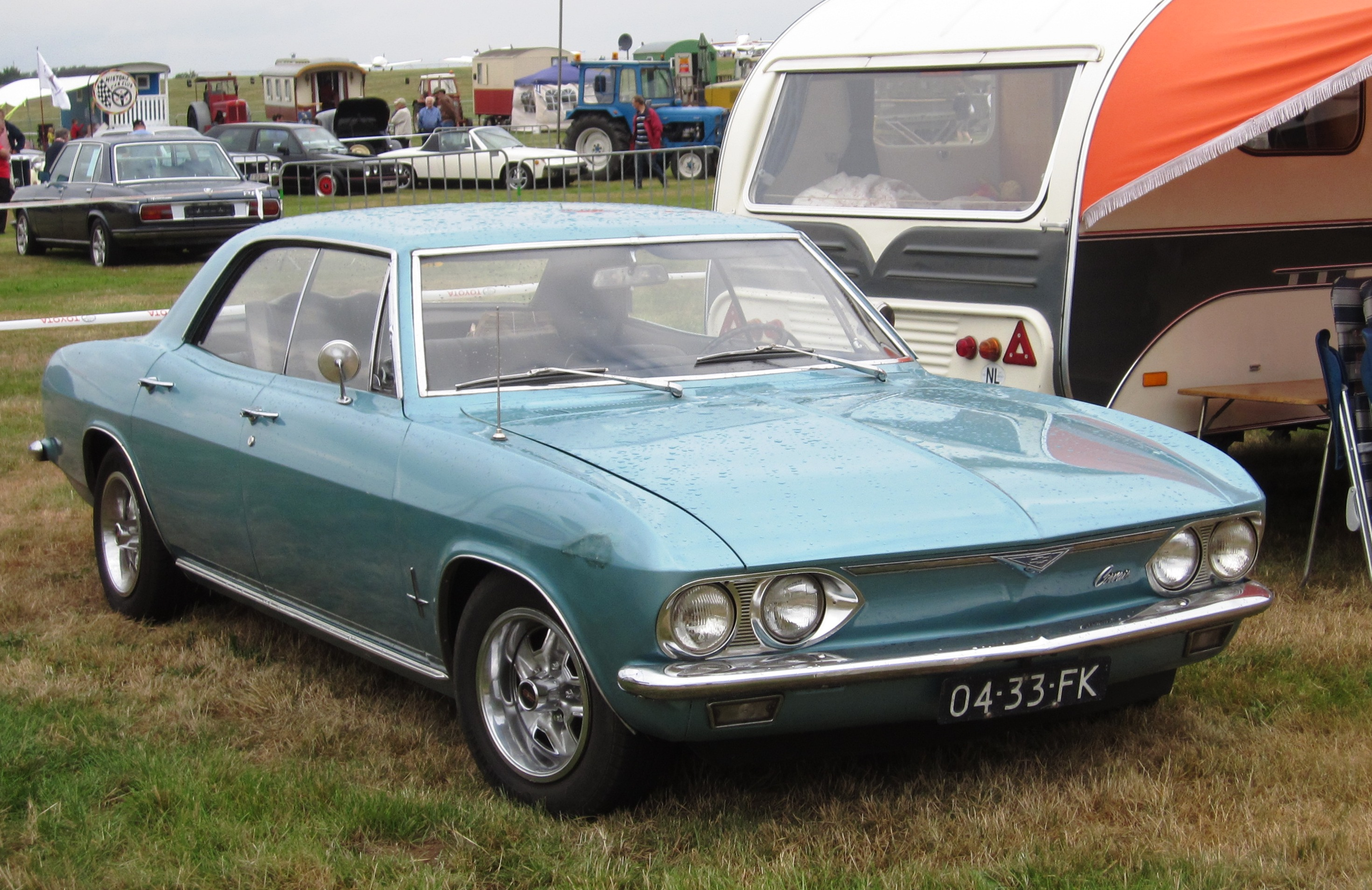 Old Chevy Cars >> File:Chevrolet Corvair sedan second generation ca 1966.JPG - Wikimedia Commons
