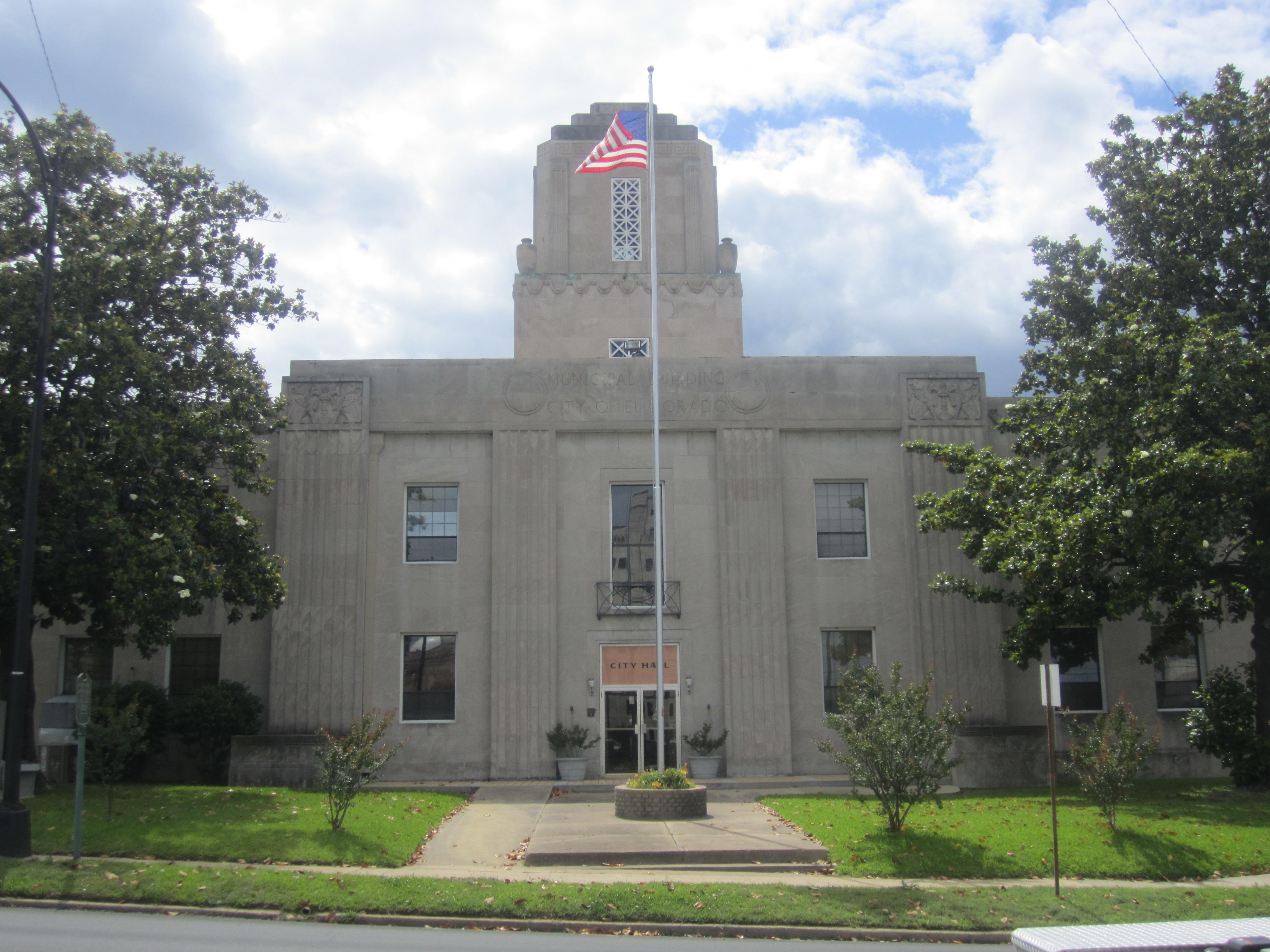 Mena City Hall