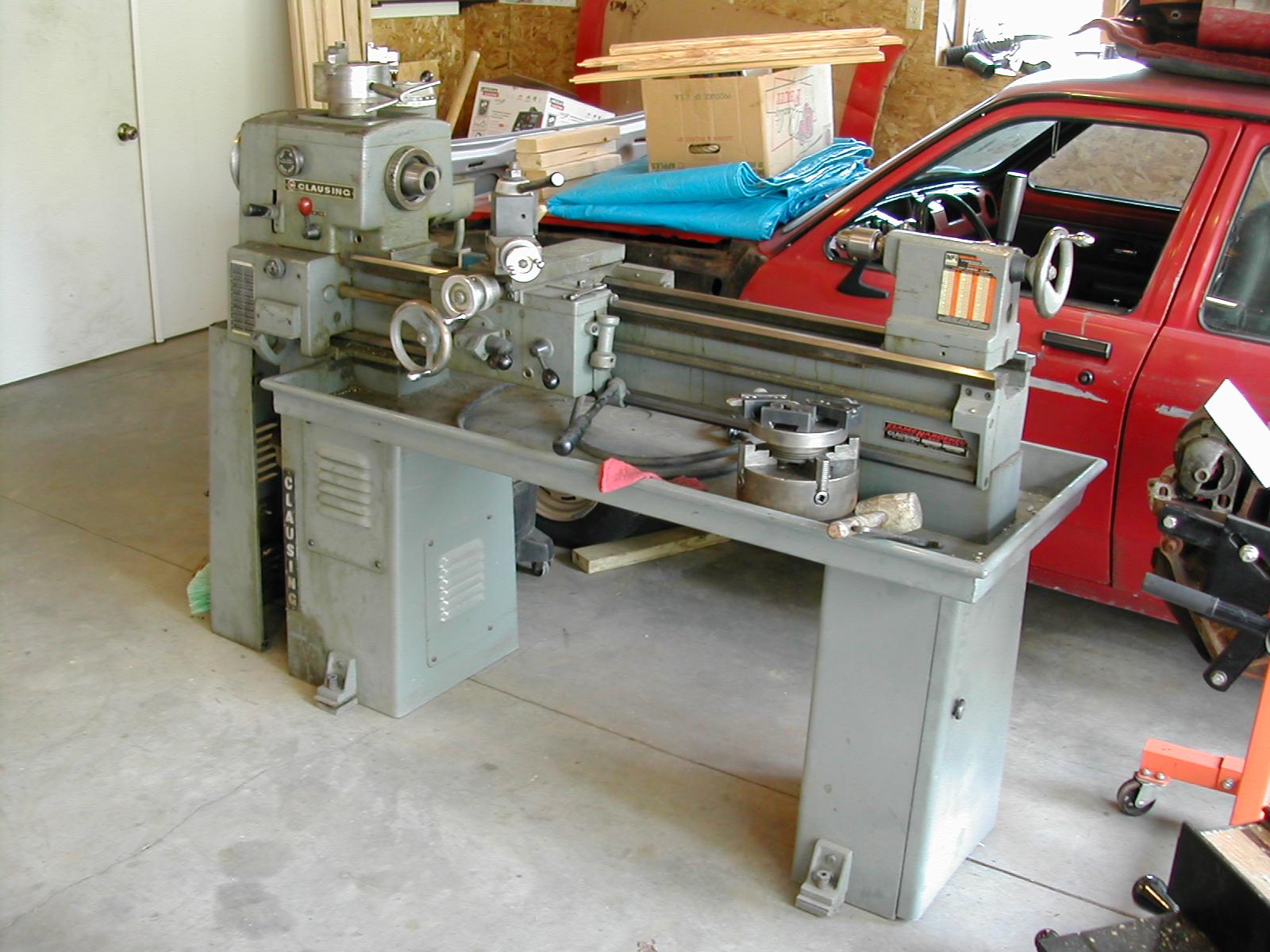 File:Clausing 5912 metalworking lathe.jpg - Wikimedia Commons