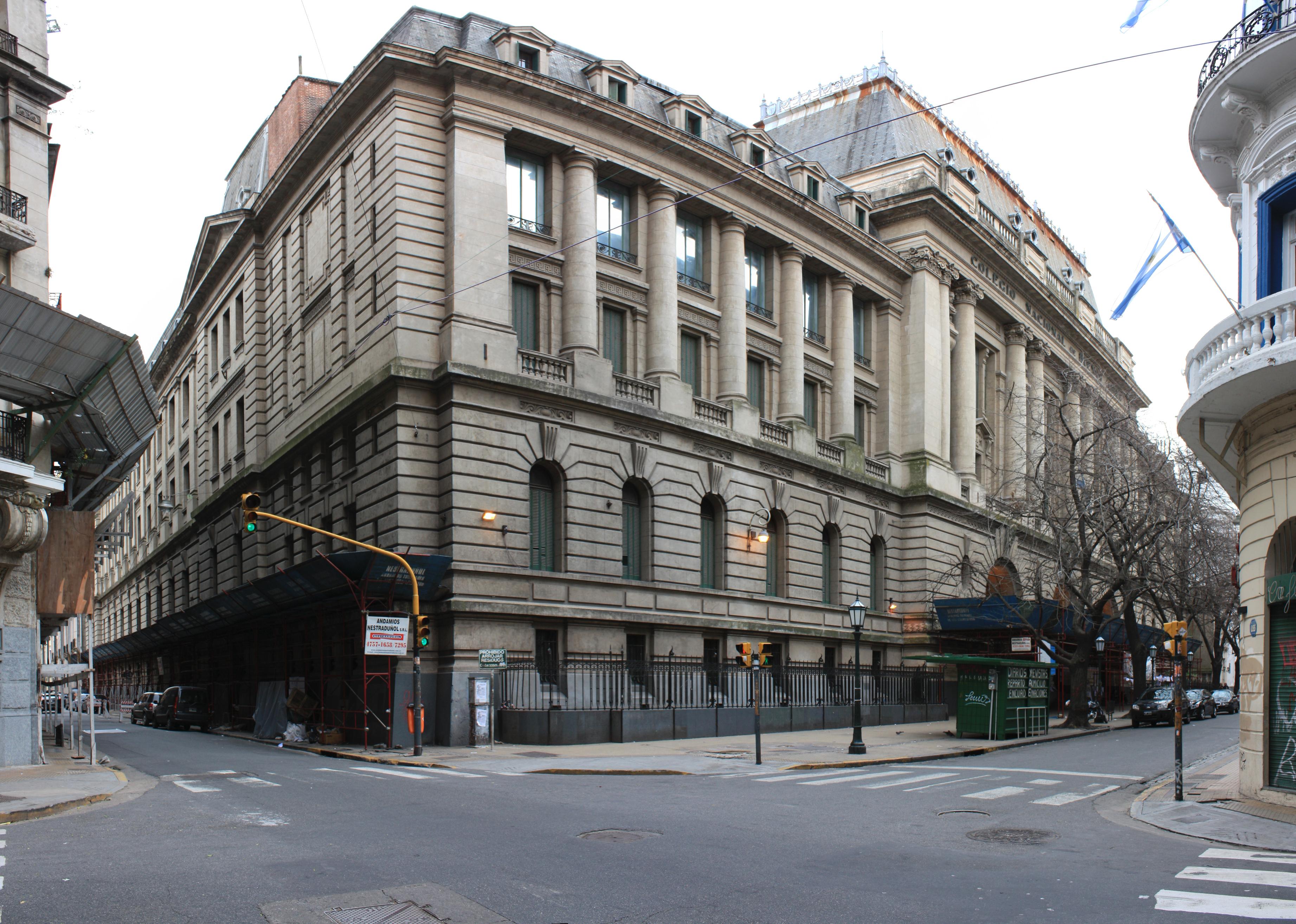 4f42a9513 Colegio Nacional de Buenos Aires - Wikipedia