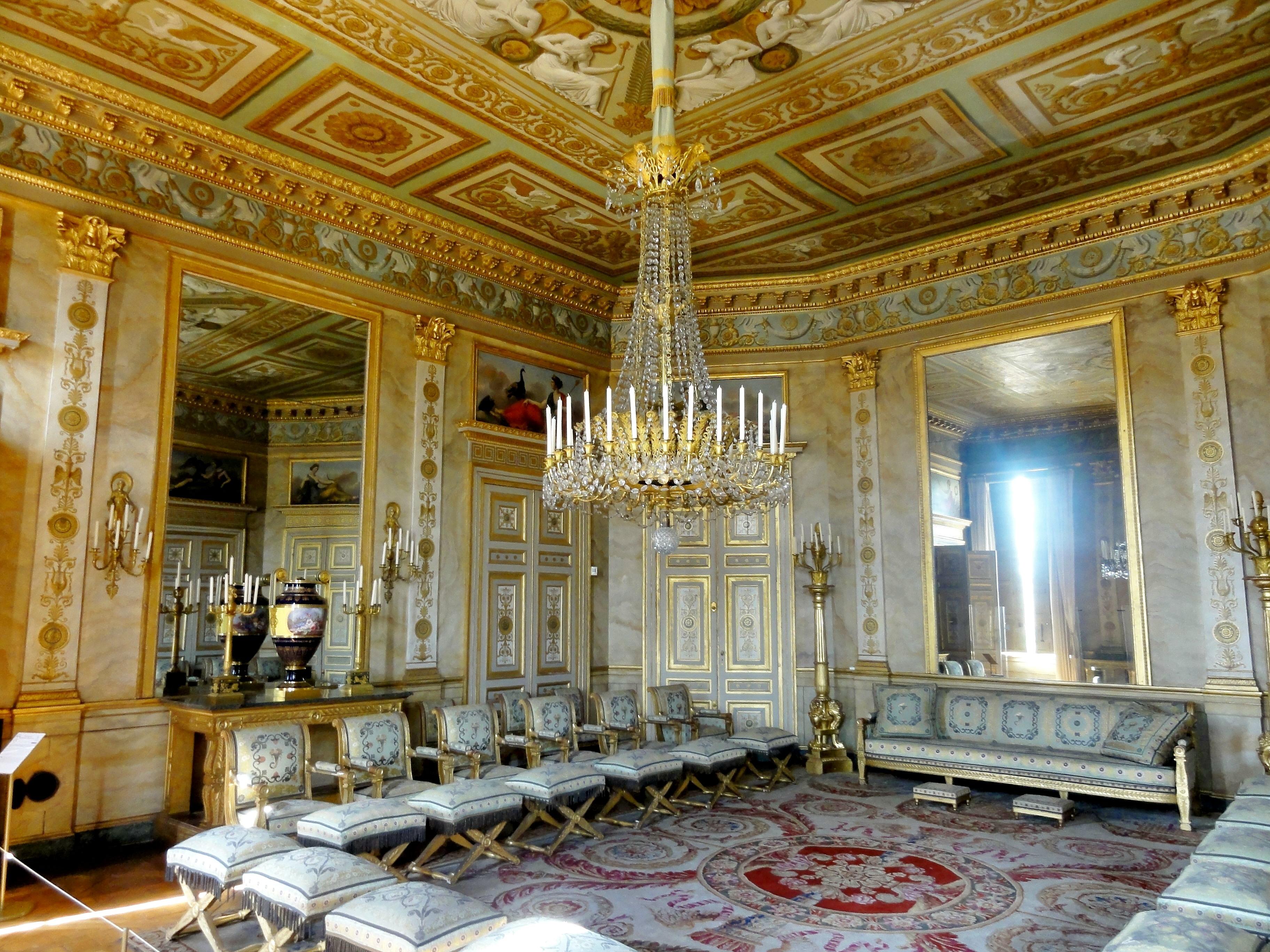 File compi gne 60 palais salon des dames d 39 honneur 3 for Salon 2000 compiegne