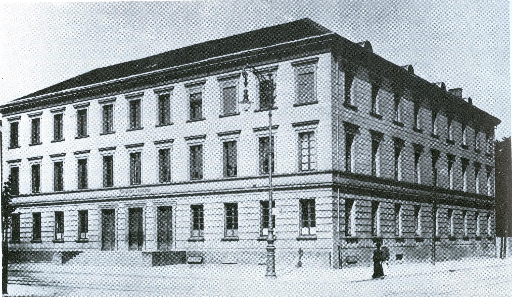 Datei D Sseldorf K Nigliches Gymnasium An Der Alleestra E