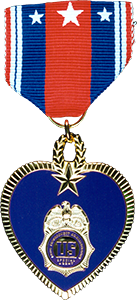 Award given by the US Drug Enforcement Administration