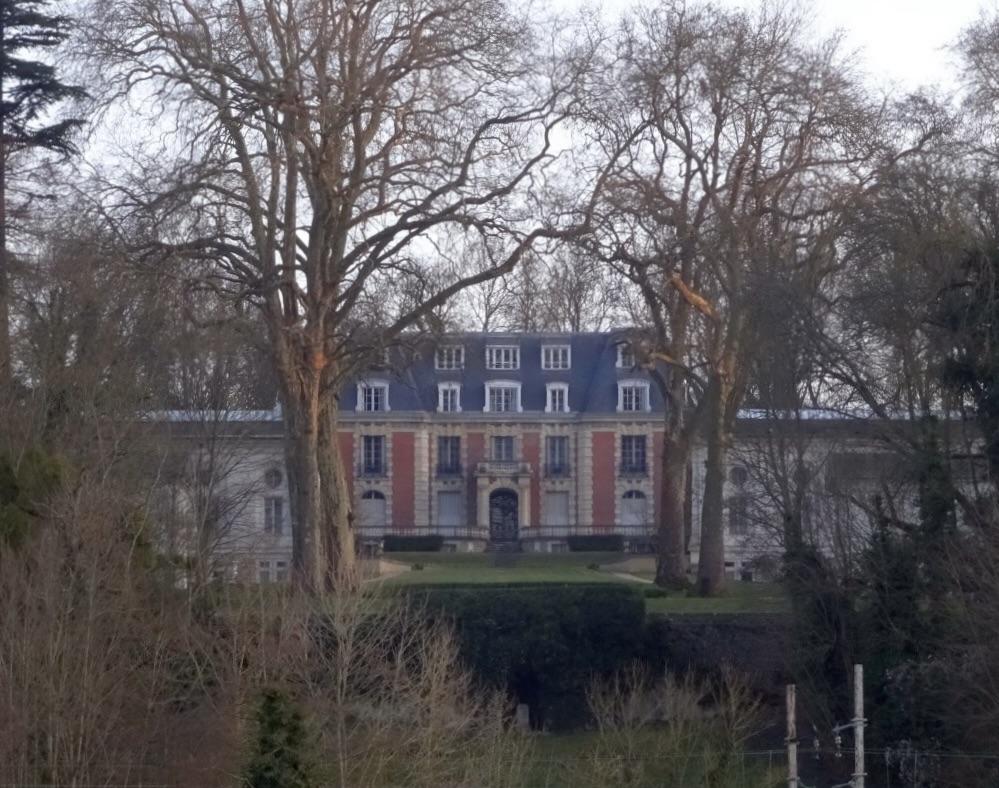 Fichier dammarie les lys ch teau des vives wikip dia - Chateau de dammarie les lys ...