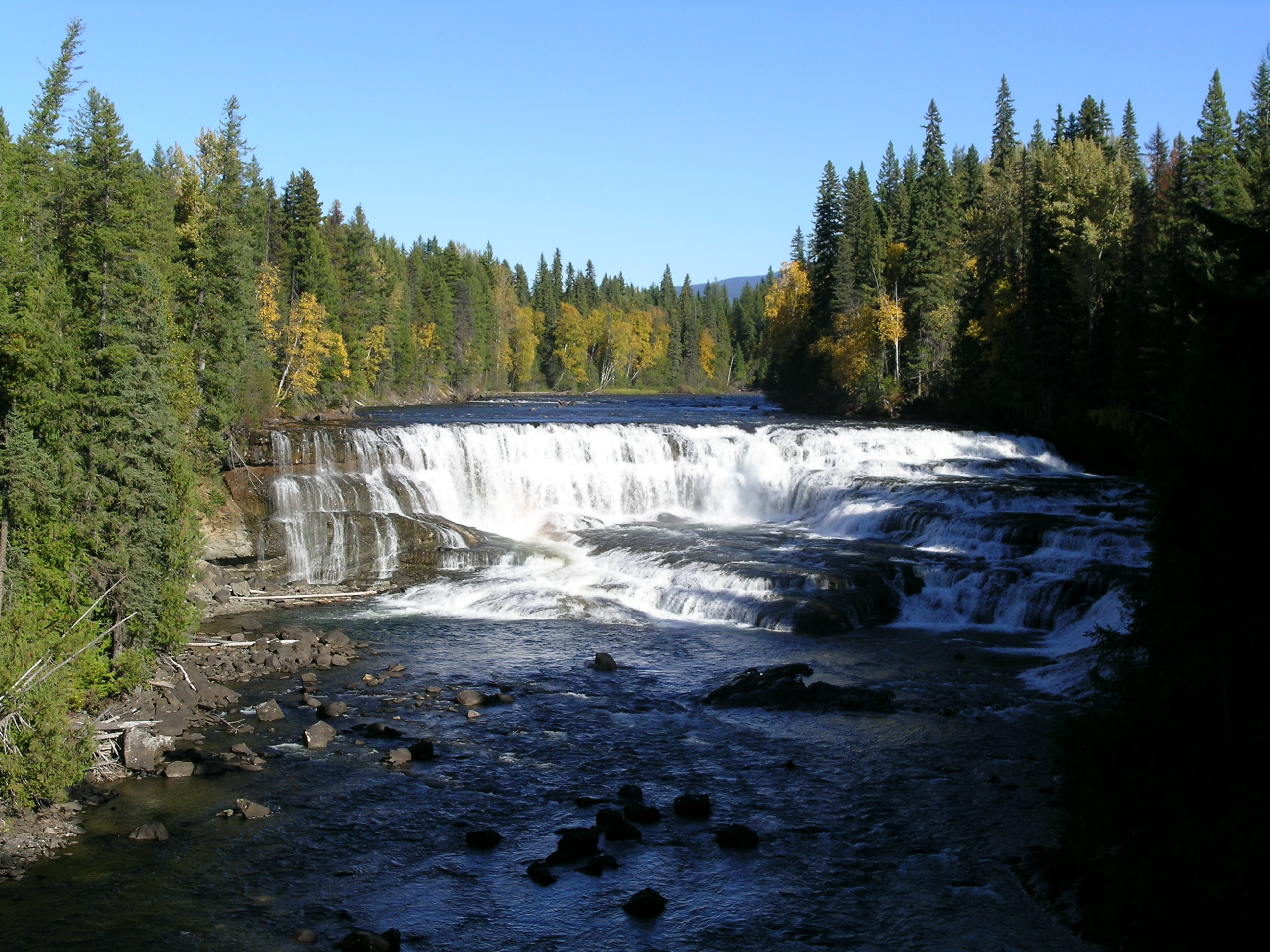 Dawson Falls Wikipedia