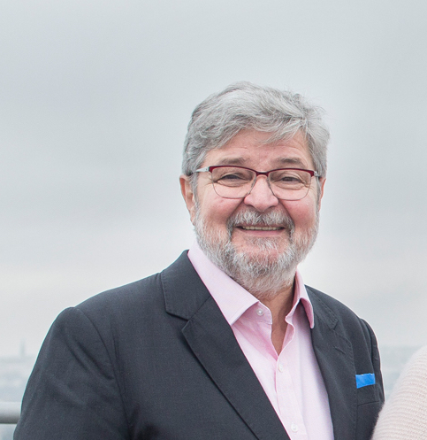 Eduard Kučera in 2017