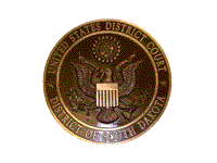 Seal of the United States District Court for the District of South Dakota