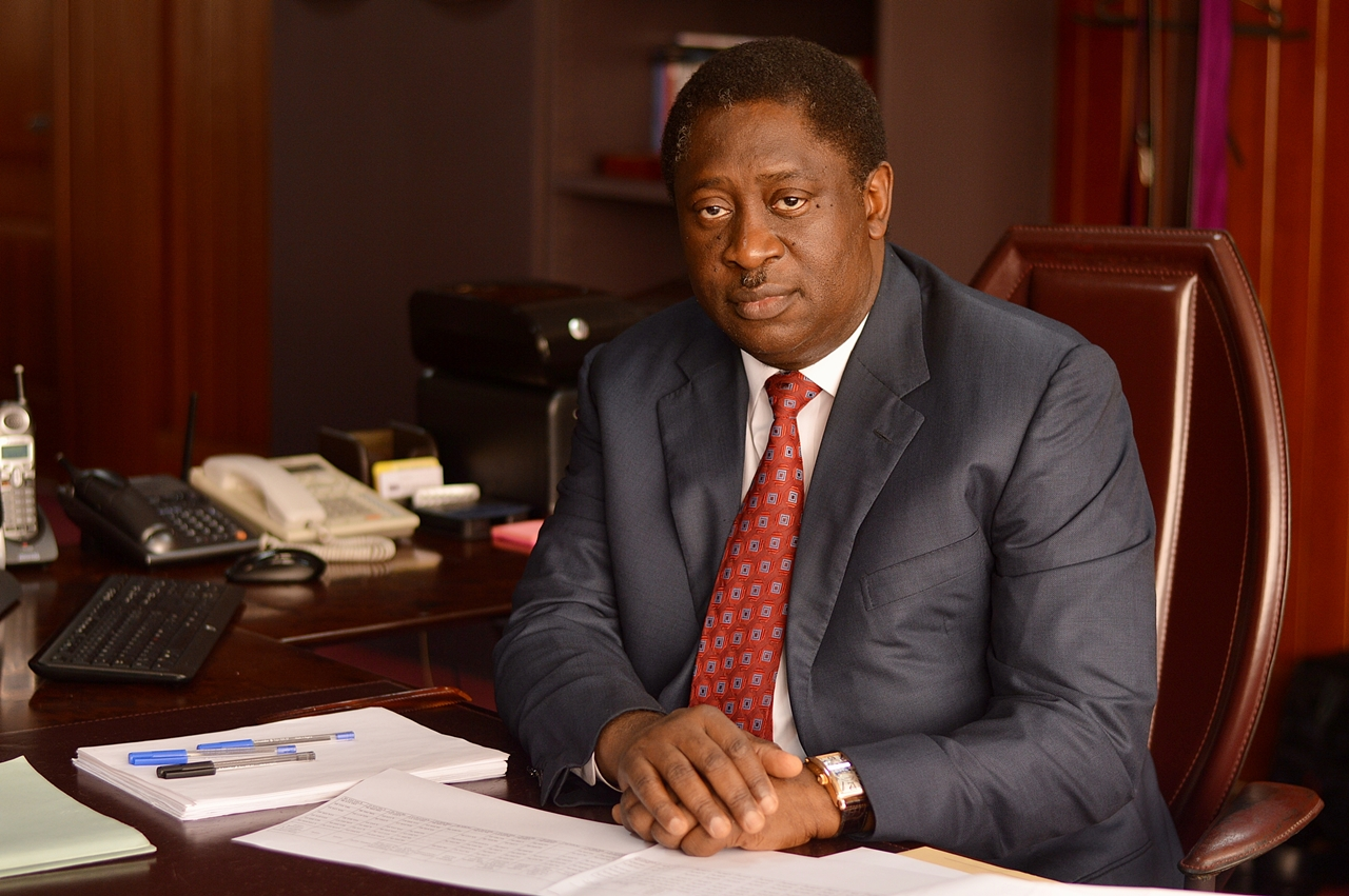Dr. Wale Babalakin, Pro Chancellor, UNILAG. Photo: Wikipedia