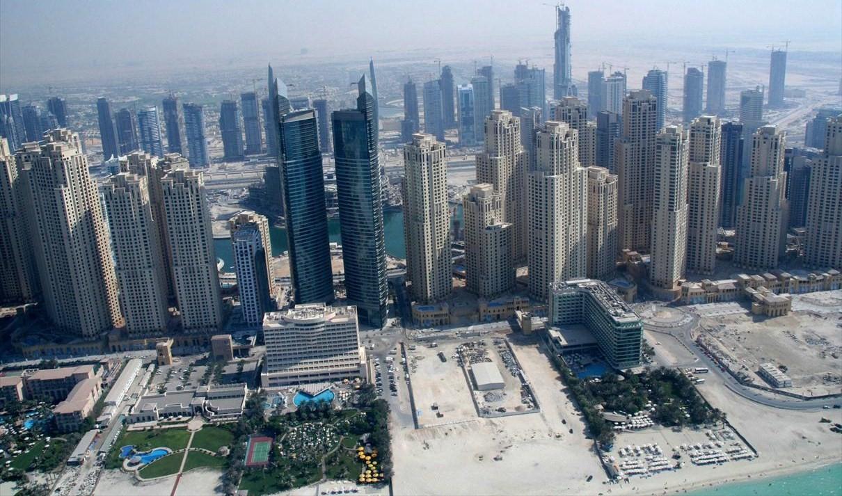 Dubai Marina ()