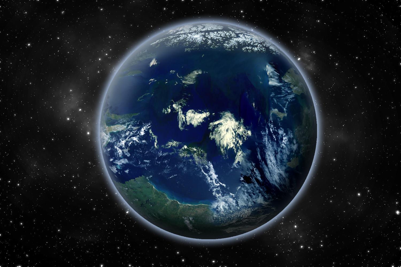 earth like world planet - photo #7
