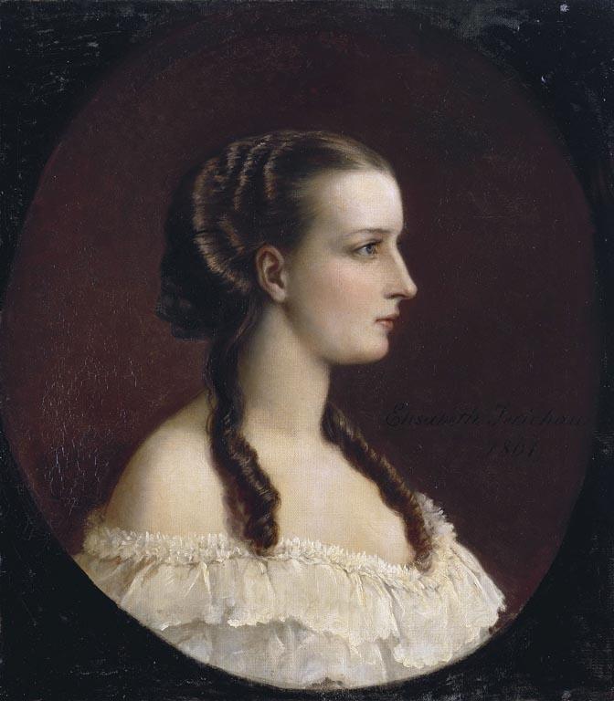 Elisabeth Jerichau-Baumann (1819-81) - Princess Alexandra of Denmark, later Queen Alexandra (1844-1925) - RCIN 402482 - Royal Collection.jpg