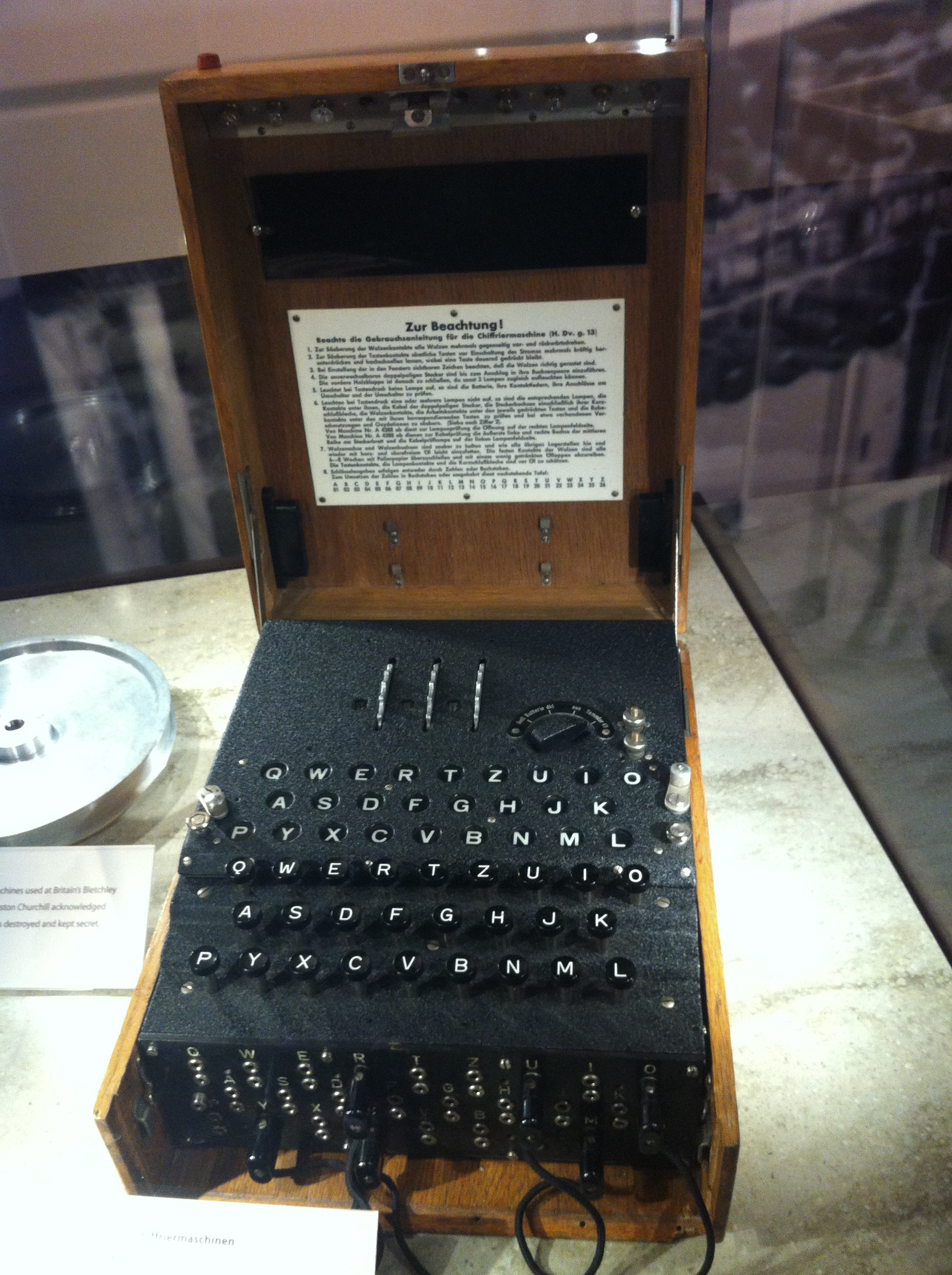 A look at the history of the information machine the computer