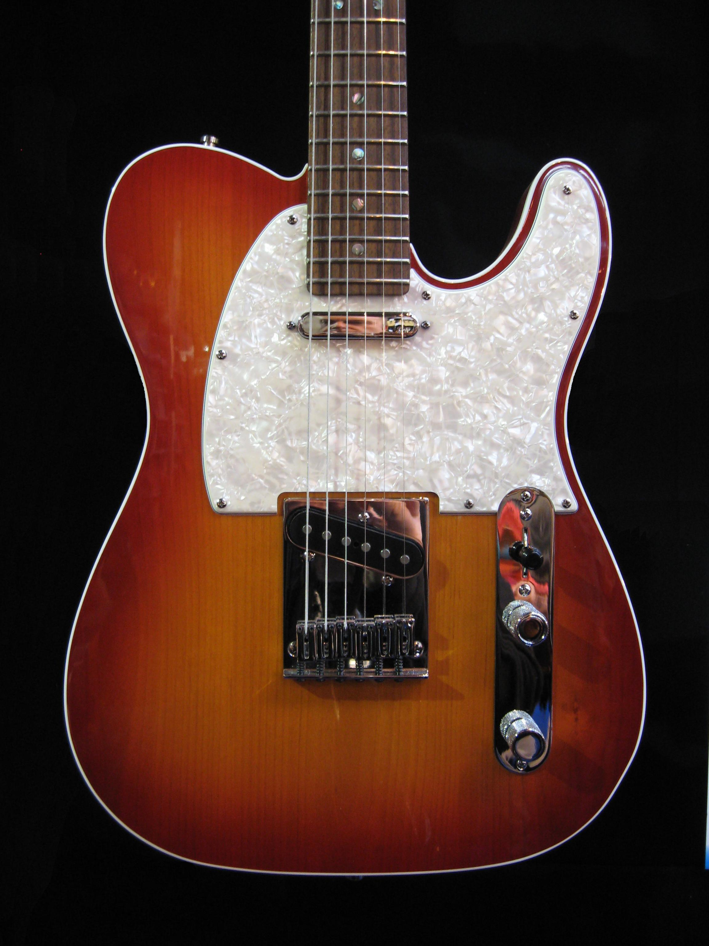 Fender Thinline Tele Crafted In Japan Site Www Tdpri Com