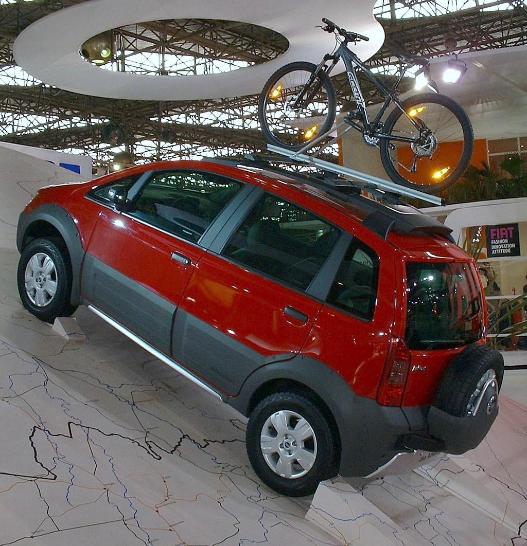 File Fiat Idea Adventure In Betim  Brasil Jpg