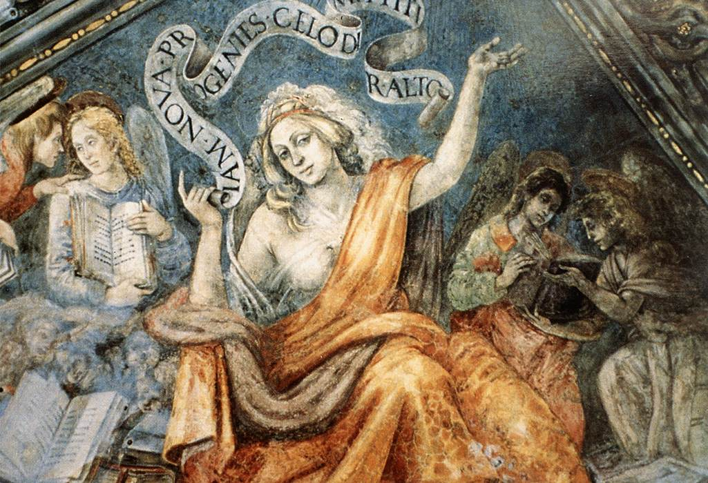 The Tenth Sibyl's Famous Prediction