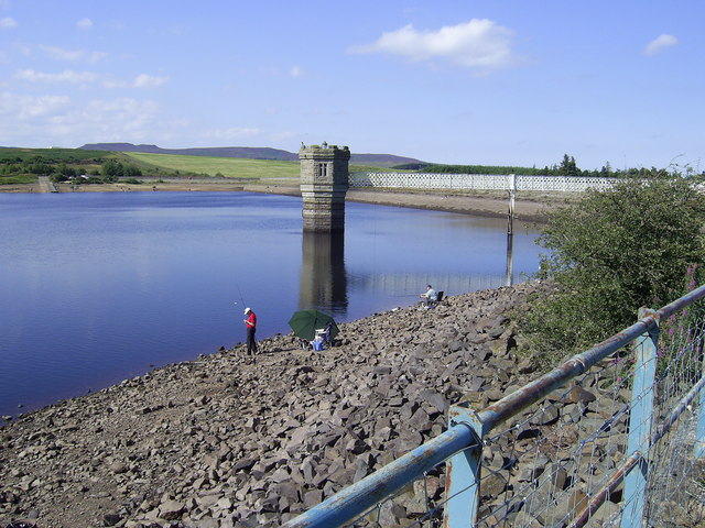 Fishing - geograph.org.uk - 281401
