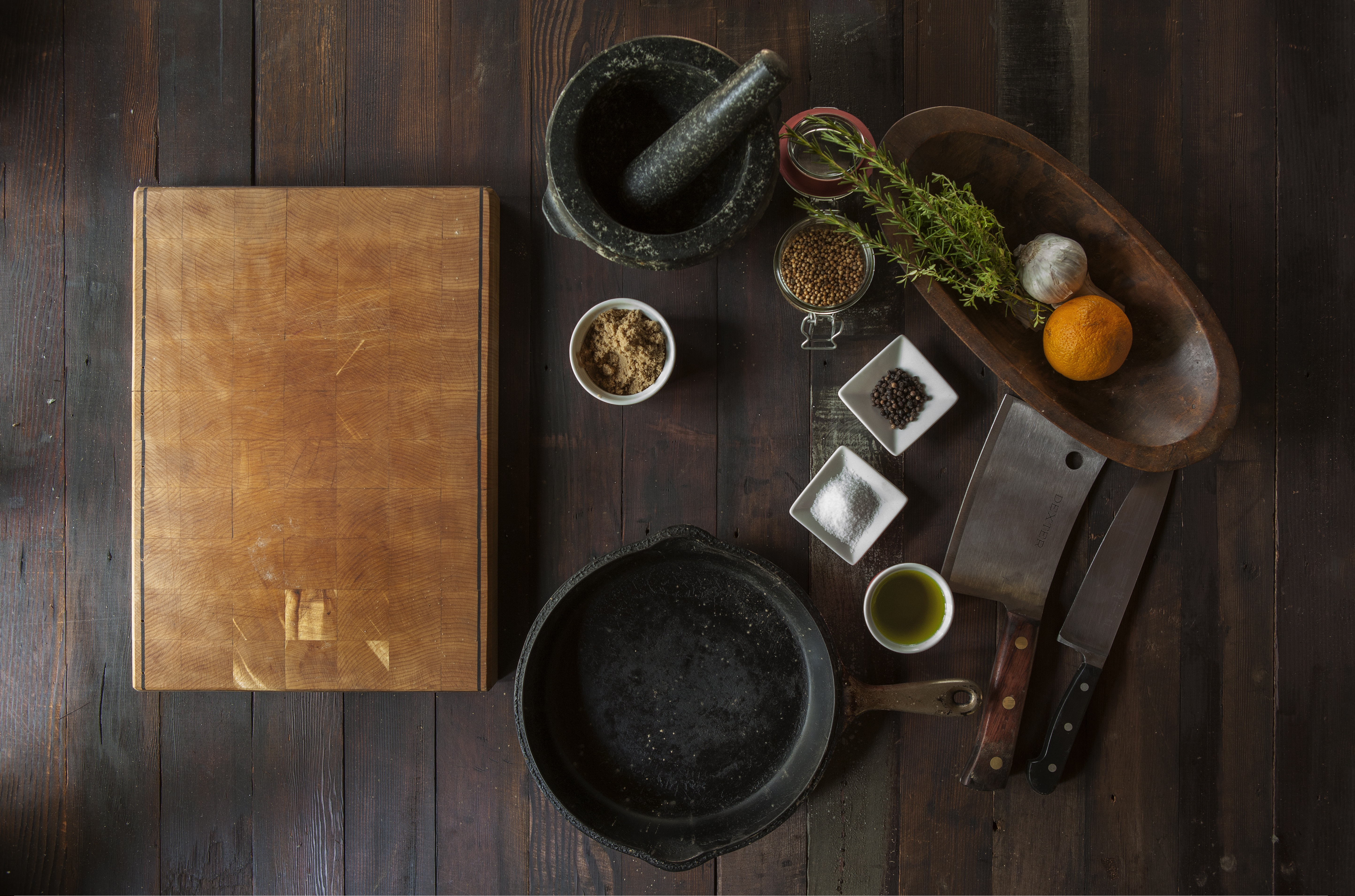 Kitchen With Food file:food-kitchen-cutting-board-cooking (23698174644)