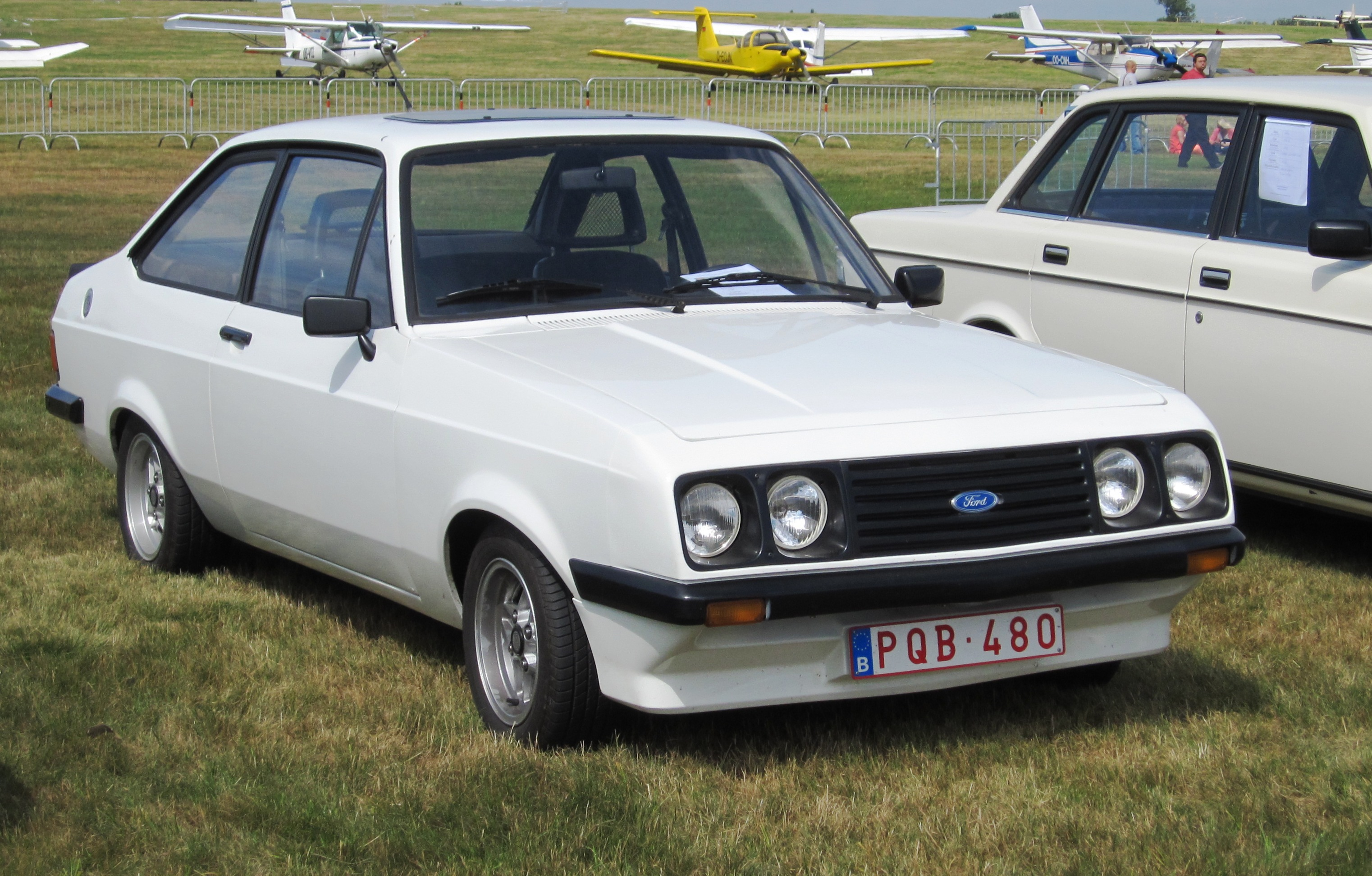 File Ford Escort Rs2000 Ca 1976 At Schaffen Diest Fly