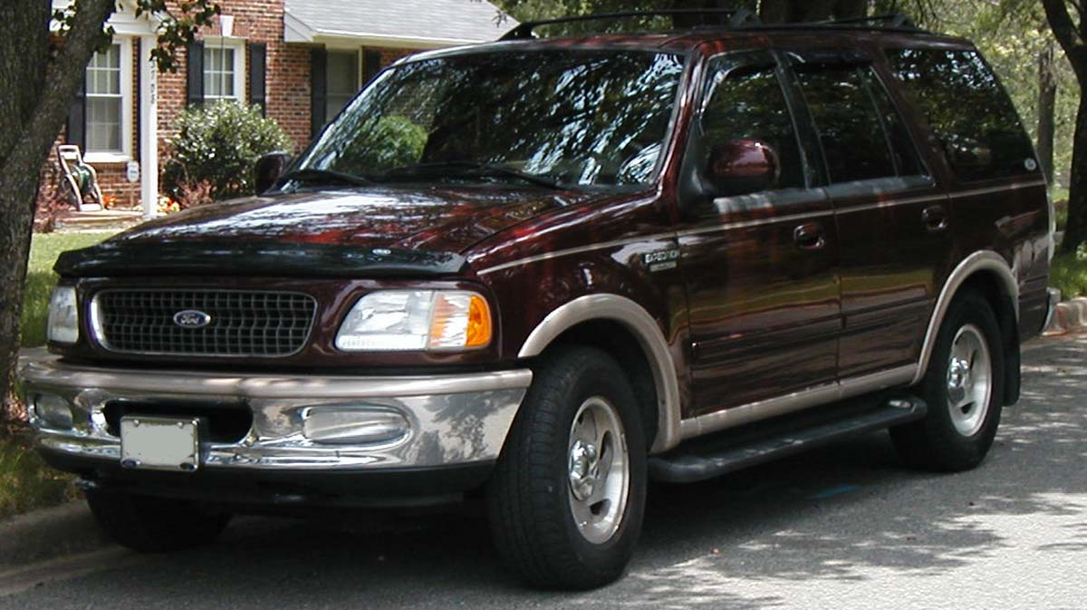 Ford Expedition Car Cover