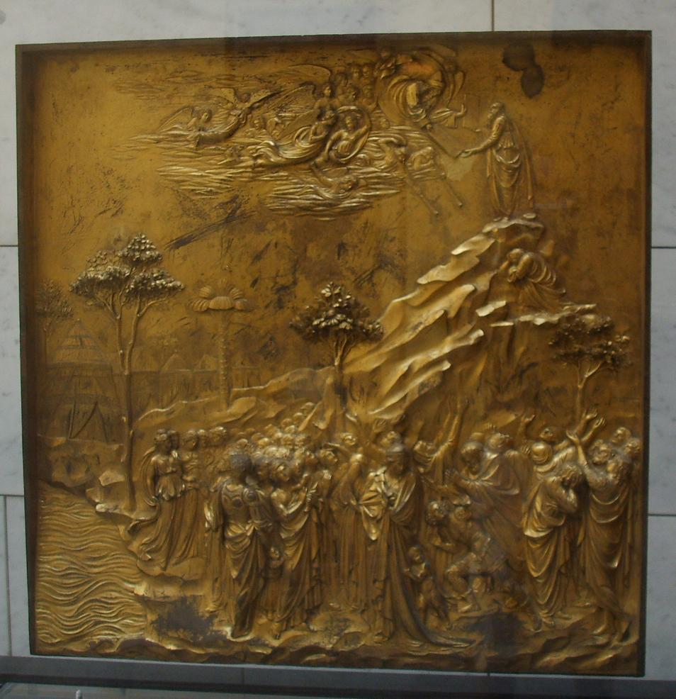 Lorenzo ghiberti i grandi capolavori di un ingegnosissimo - Finestre sull arte ...