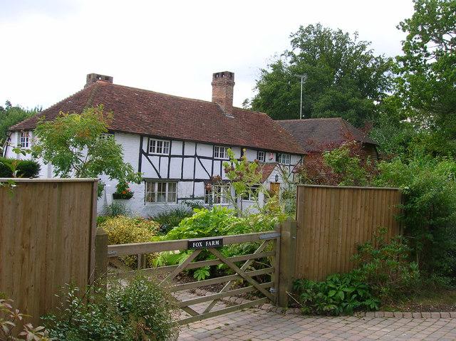 Fox Farm near Bolney - geograph.org.uk - 226623