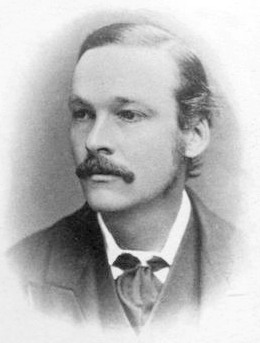 Portrait of Francis Maitland Balfour