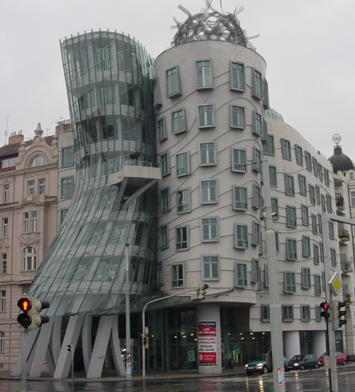 File:Fred and Ginger Building in Prague.jpg Wikivoyage