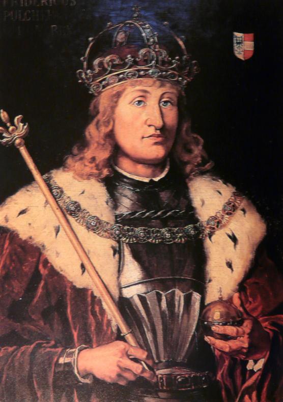 Federico el Hermoso.