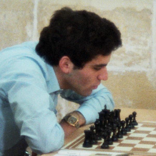 Garry Kasparov 1980 Malta